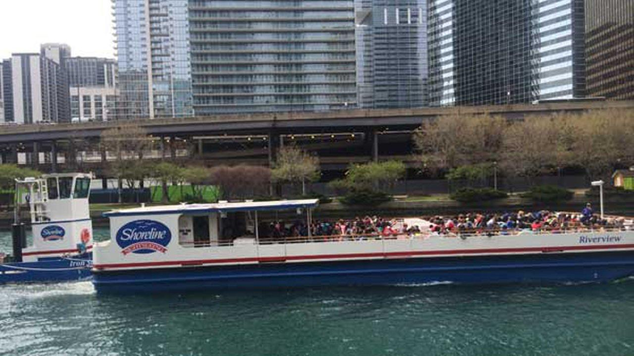 Chicago architecture shines on Shoreline Sightseeing tours