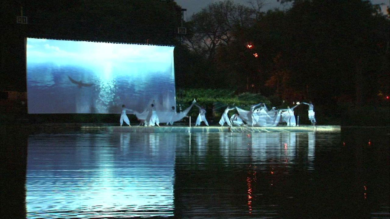 Humboldt Park Lagoon reopens with live dance performances