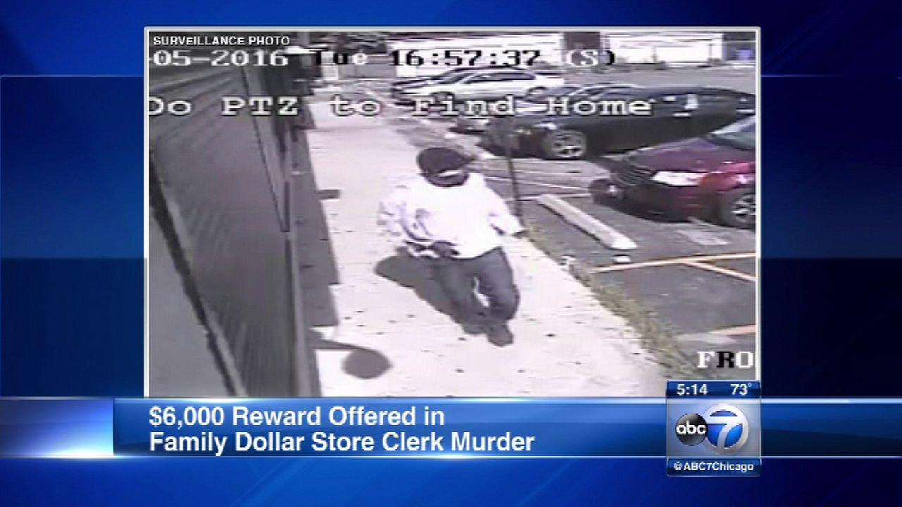 Community leaders offer reward for info on Family Dollar shooter