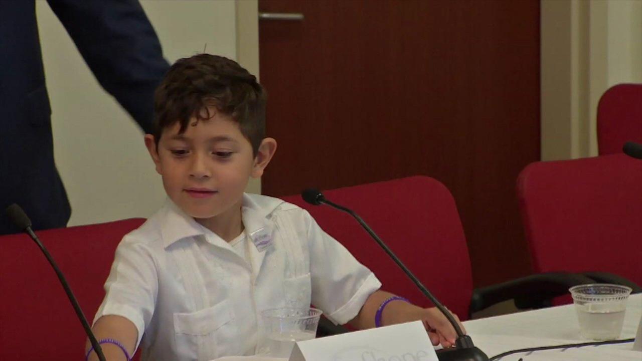 Plainfield boy gets lifesaving liver transplant