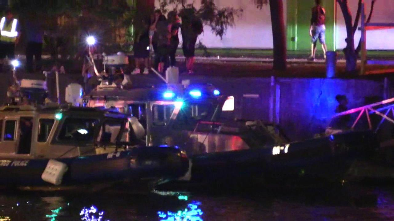 Man drowns in Chicago River near Columbus Drive