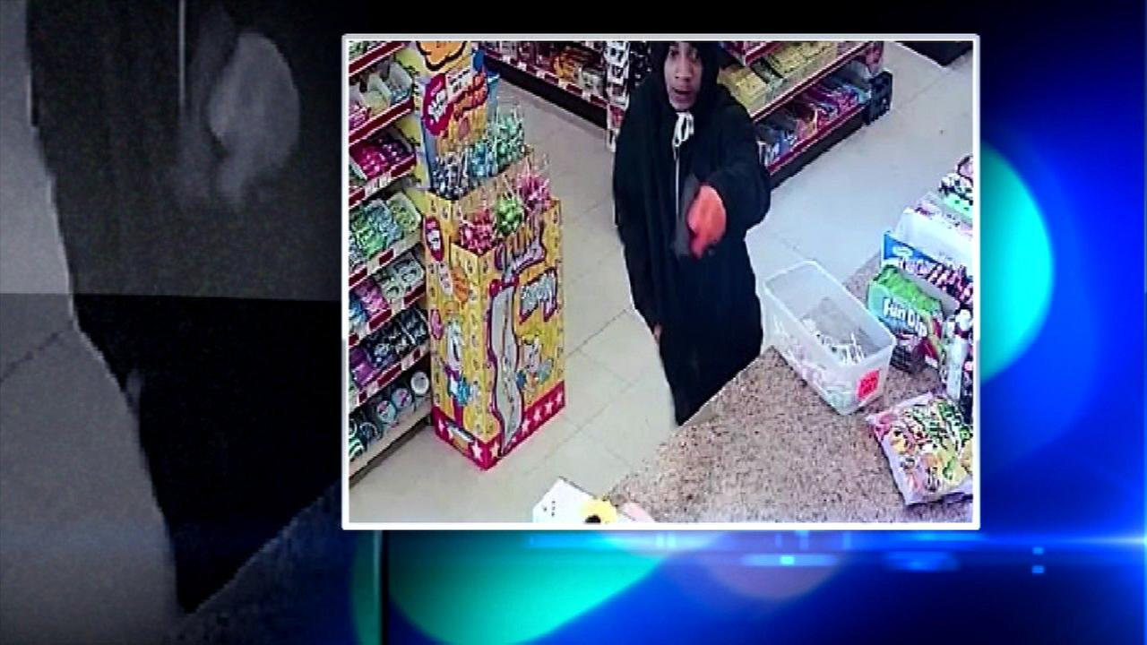 Midlothian police release photos of store robbers
