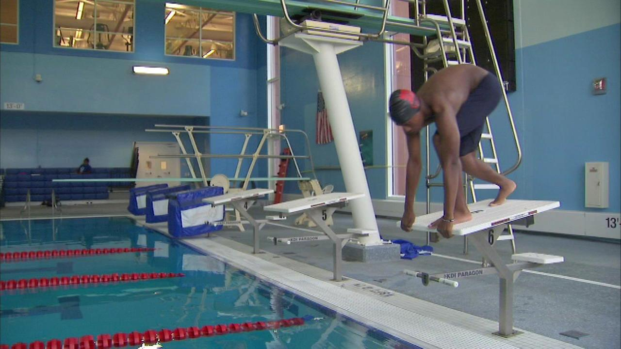 Black Chicago swimmers inspired by Simone Manuel's historic gold medal