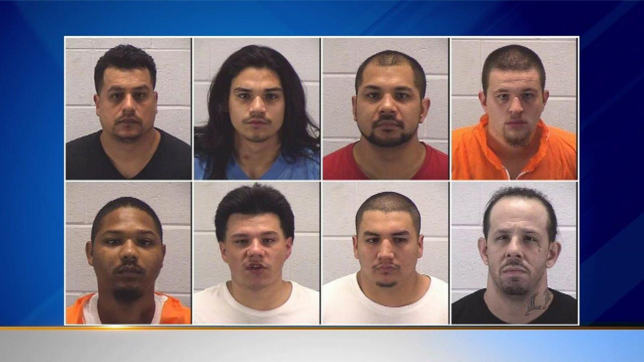 16 charged after 3-year undercover gang investigation in Aurora