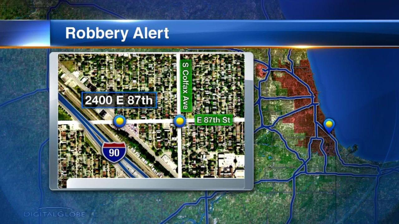 Police: CTA bus riders targeted for robberies in South Chicago