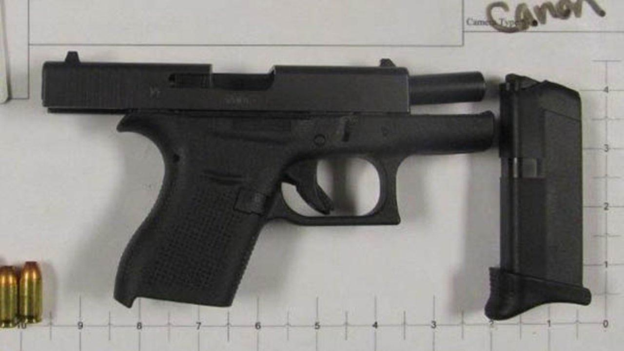 Loaded firearm found at Midway Airport, man arrested