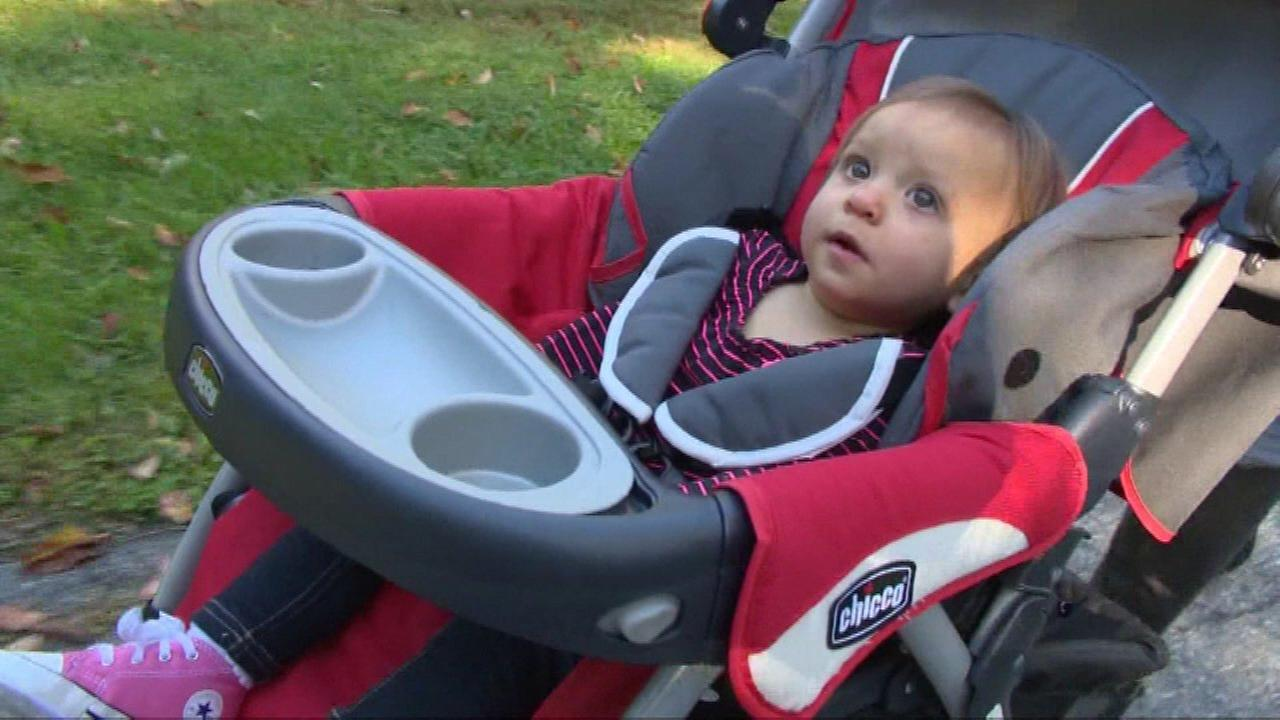 ERs treating 2 kids per hour for stroller injuries, study says