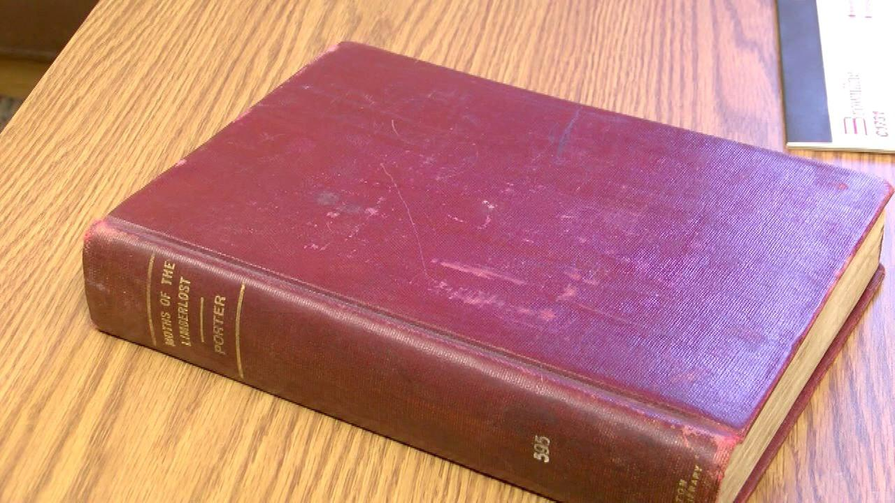 60 years later, Ind. man returns overdue library book, pays $436 fine