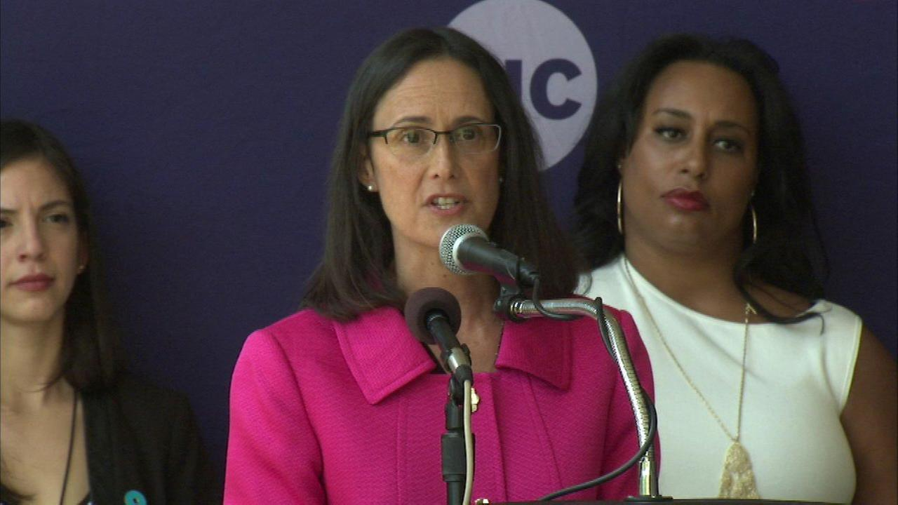 Lisa Madigan touts stricter college sex assault complaint requirements at UIC
