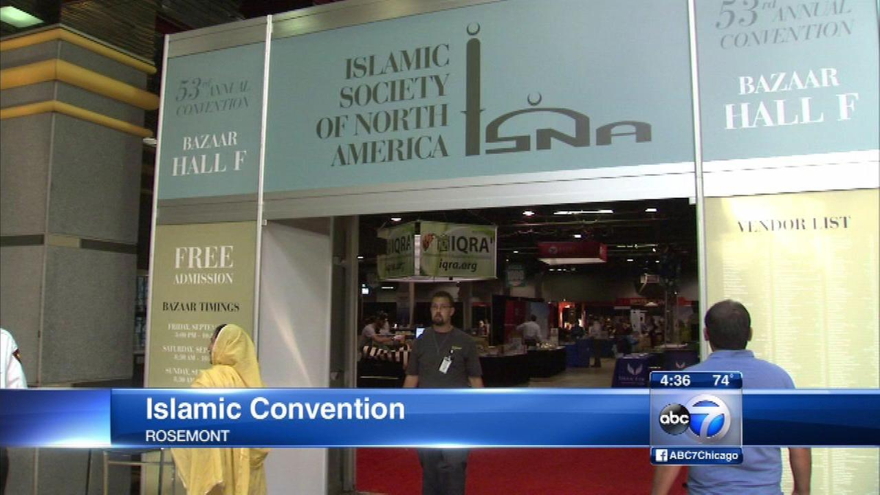 Largest Muslim gathering in US to take place in Rosemont