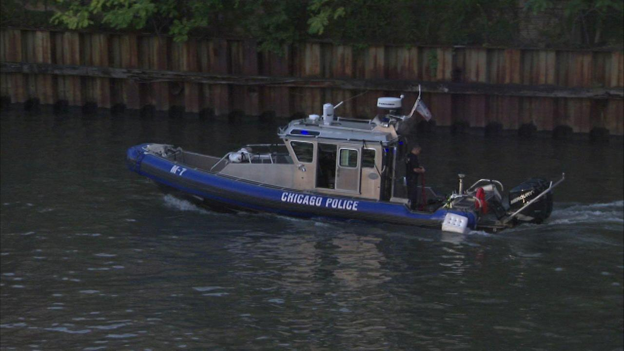 Woman pulled from Chicago River in Loop dies