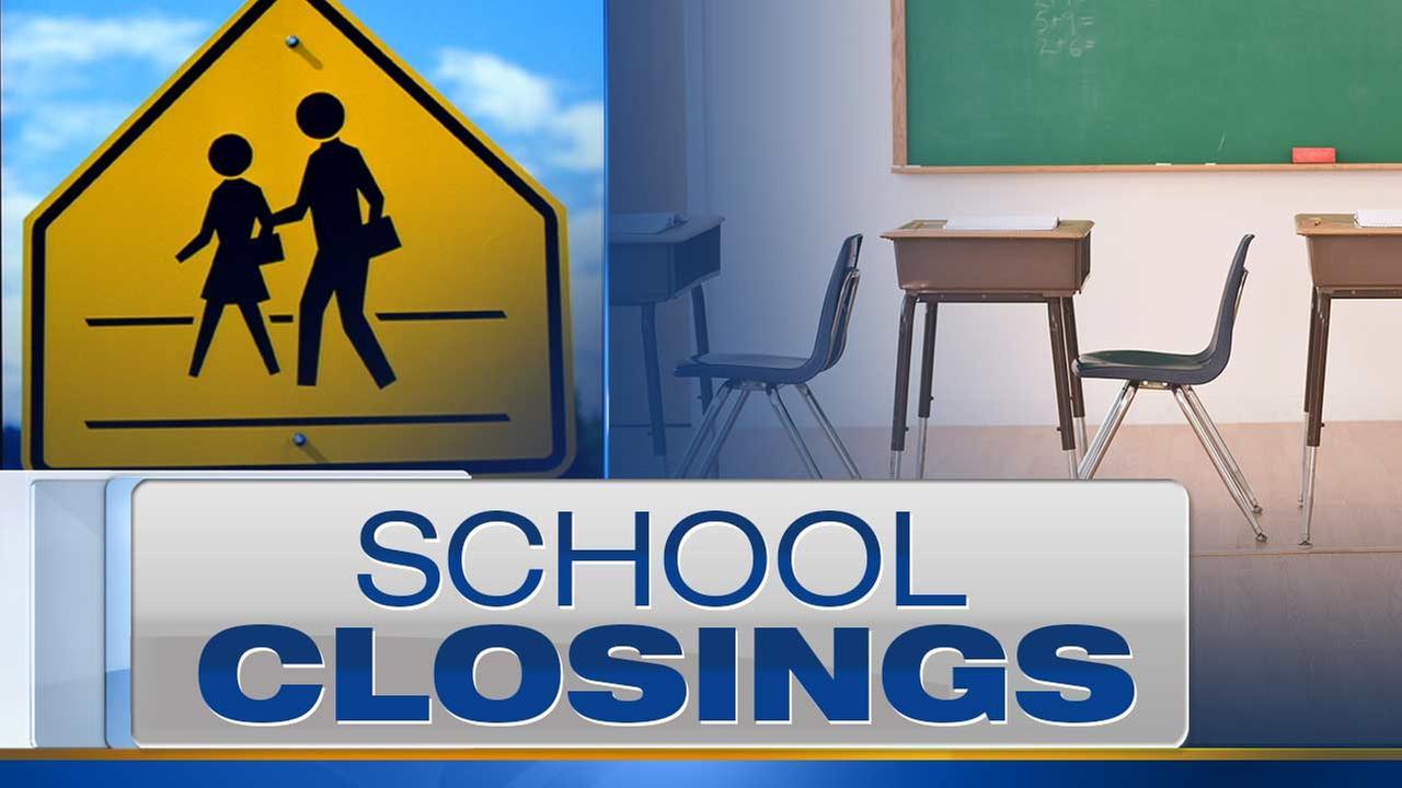 School Closings: Chicago Area Complete List