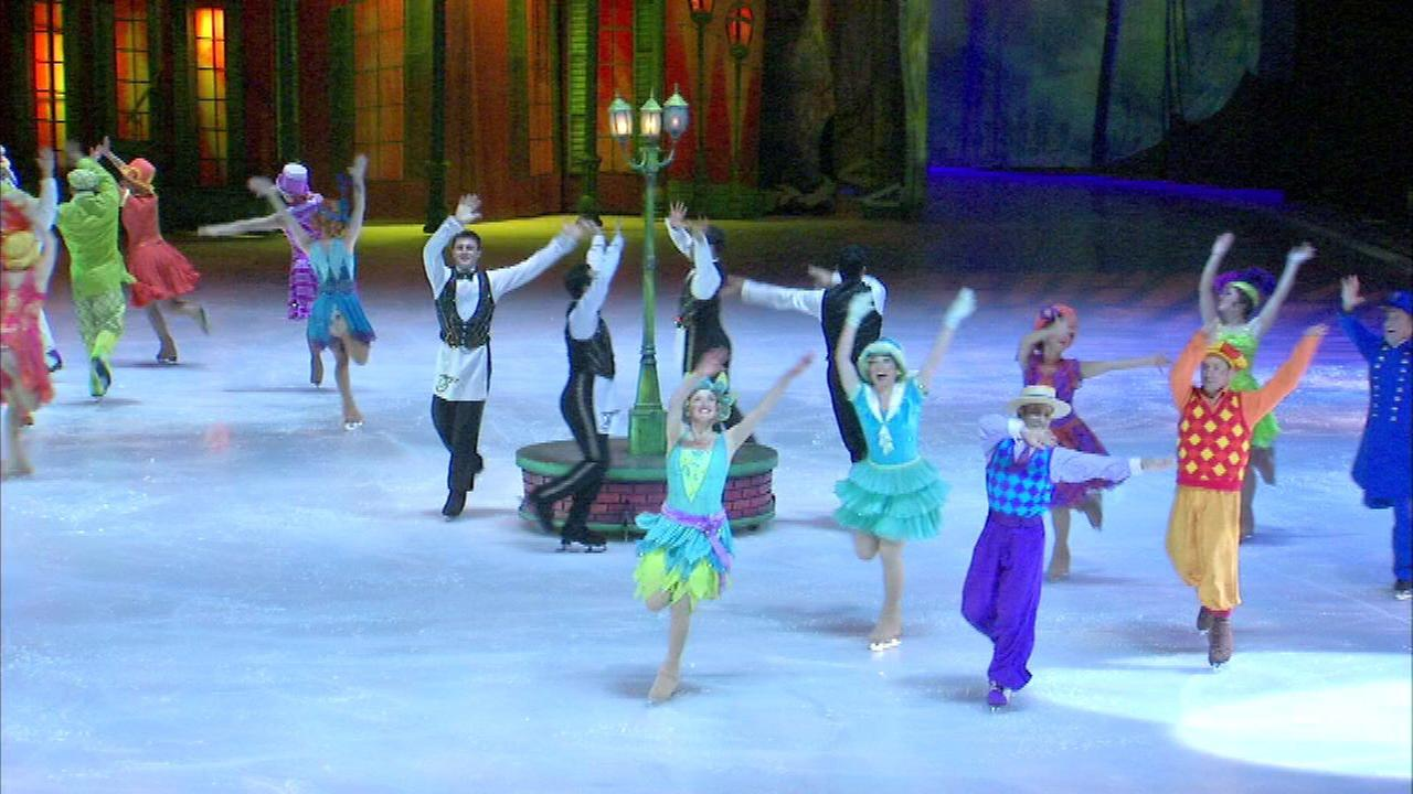 Disney on Ice at United Center through Sunday