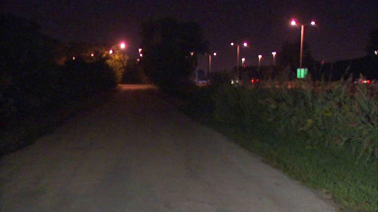 The body was found near 130th Street and the Bishop Ford Freeway in Beaubien Woods Forest Preserve.