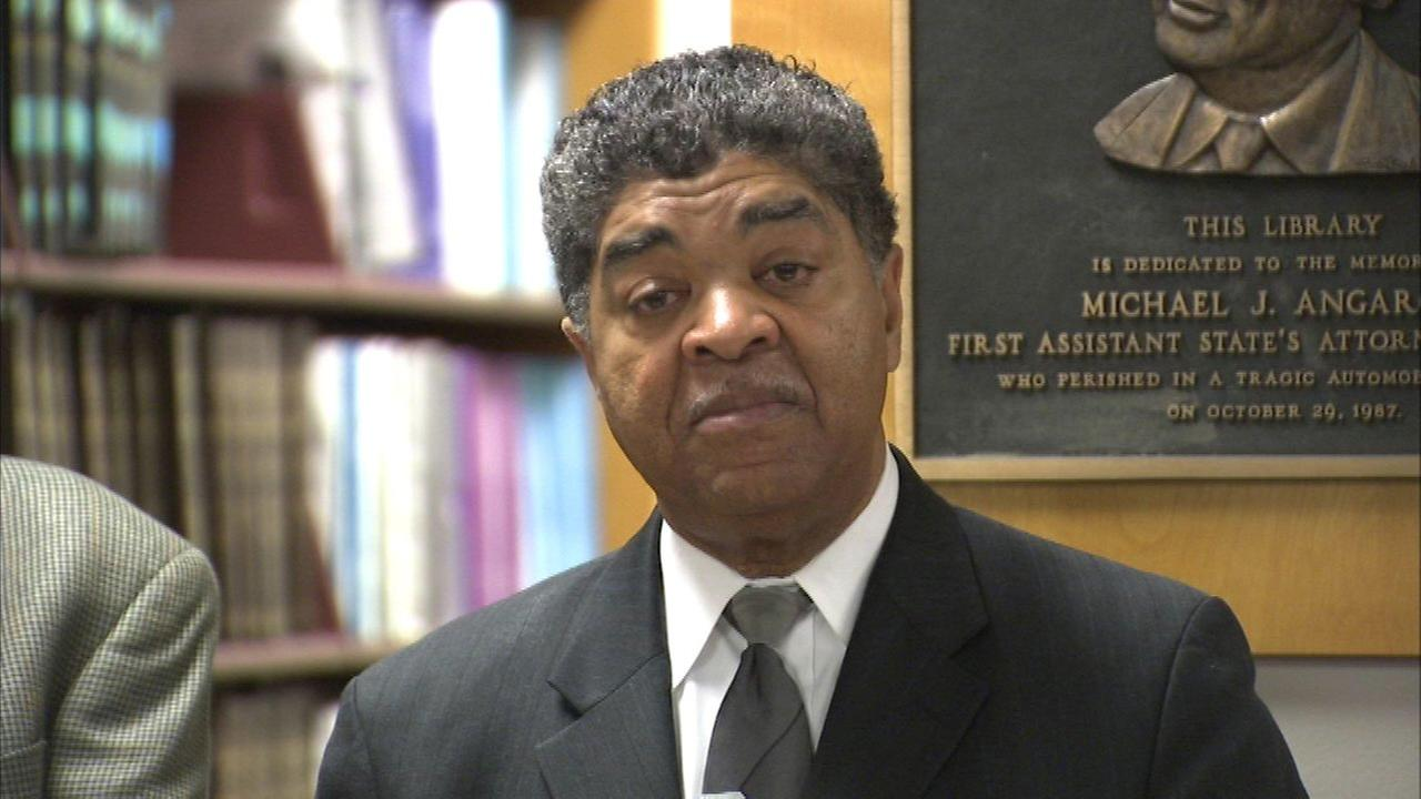 Cook County Chief Judge Timothy Evans