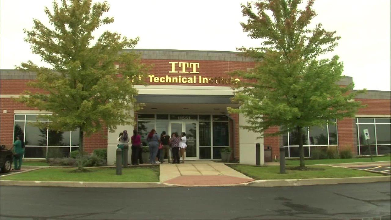 ITT Technical Institute officially closes