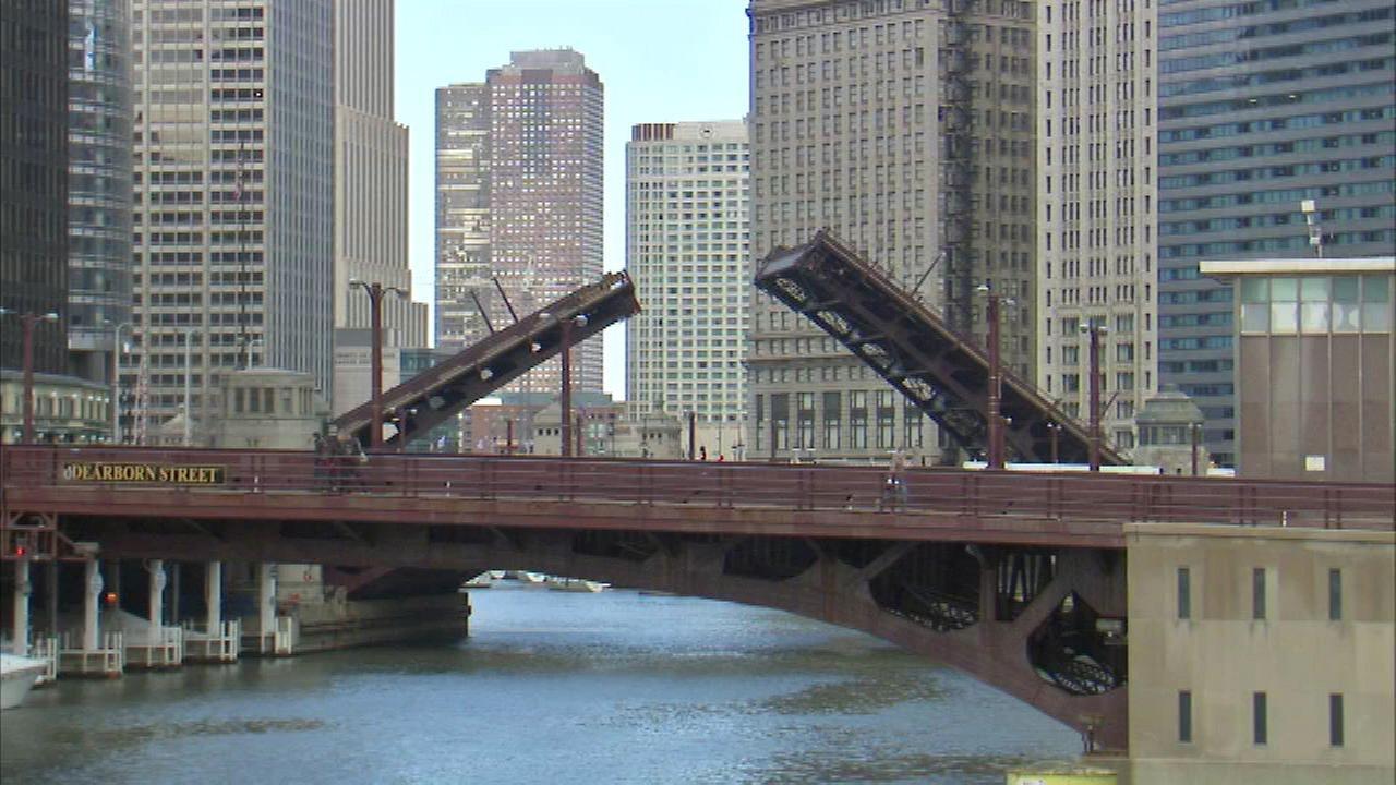 Fall bridge lifts begin Saturday