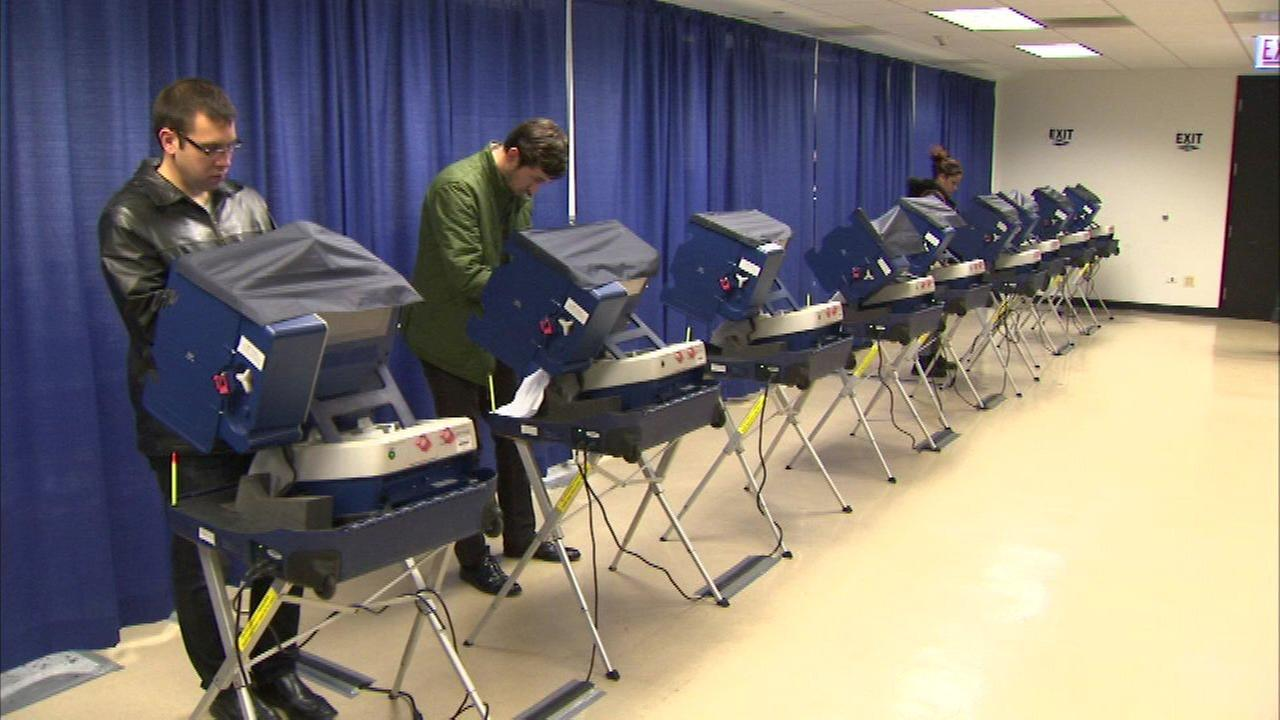 Polling places changed for 58 precincts in Cook County