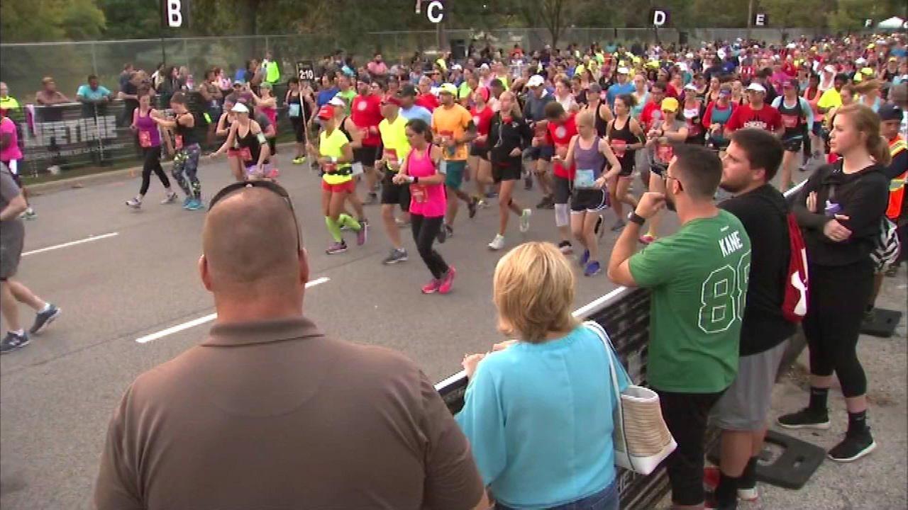 The 2016 Chicago Half-Marathon and 5K.