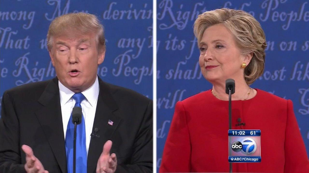 Trump, Clinton stump in Chicago area this week