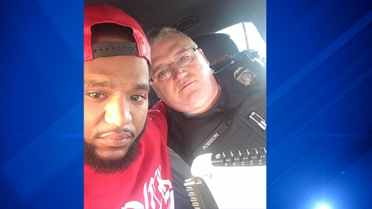 Trooper offers to drive grieving man 100 miles after traffic stop