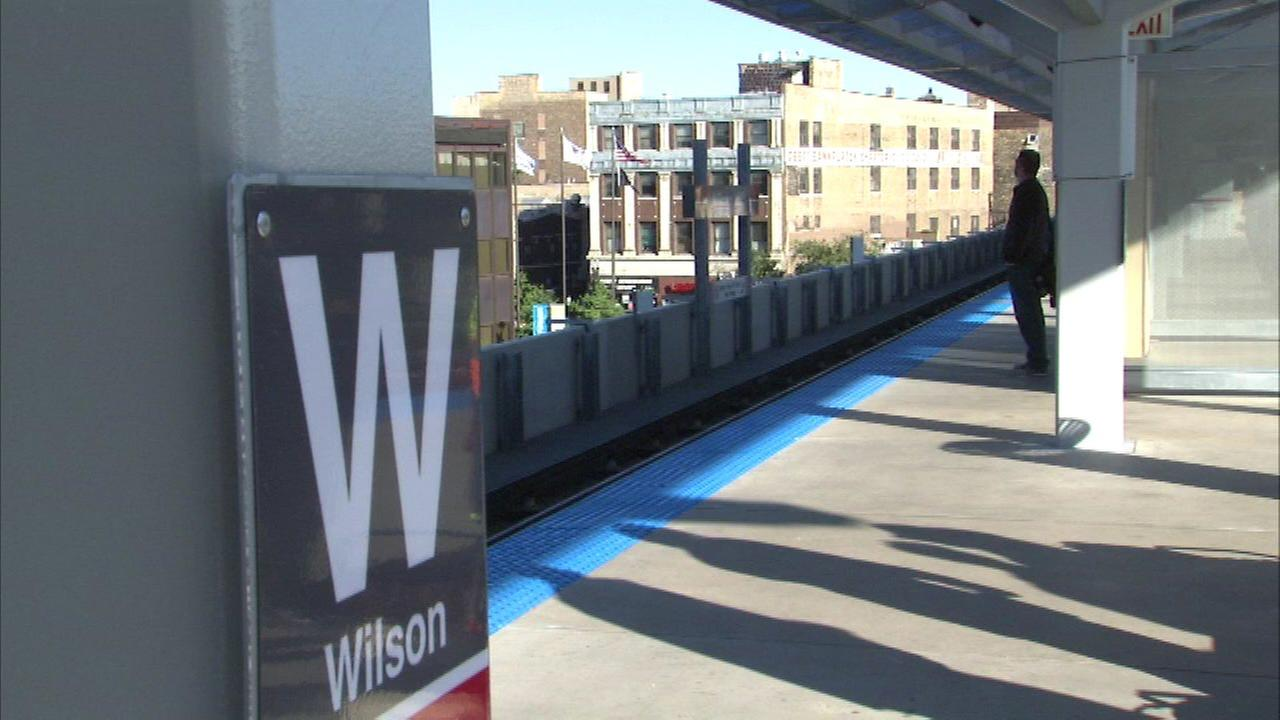 Next phase of CTA's Wilson station project begins