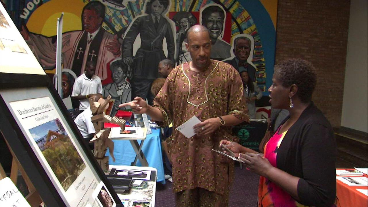 Black Man's Expo held on South Side