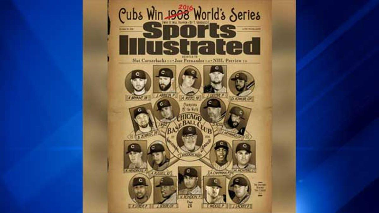 Sports Illustrated predicts Chicago Cubs to win World Series