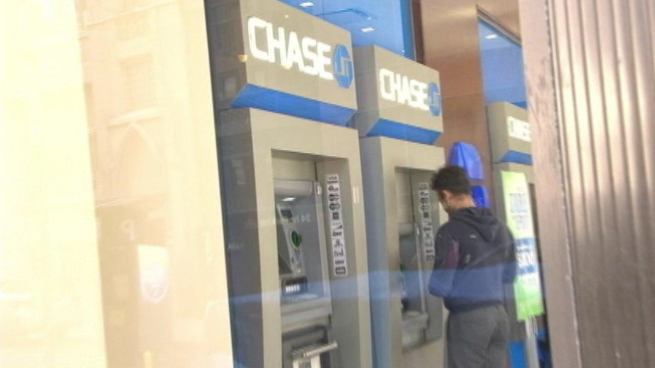 Chase ATMs leaving Walgreens stores