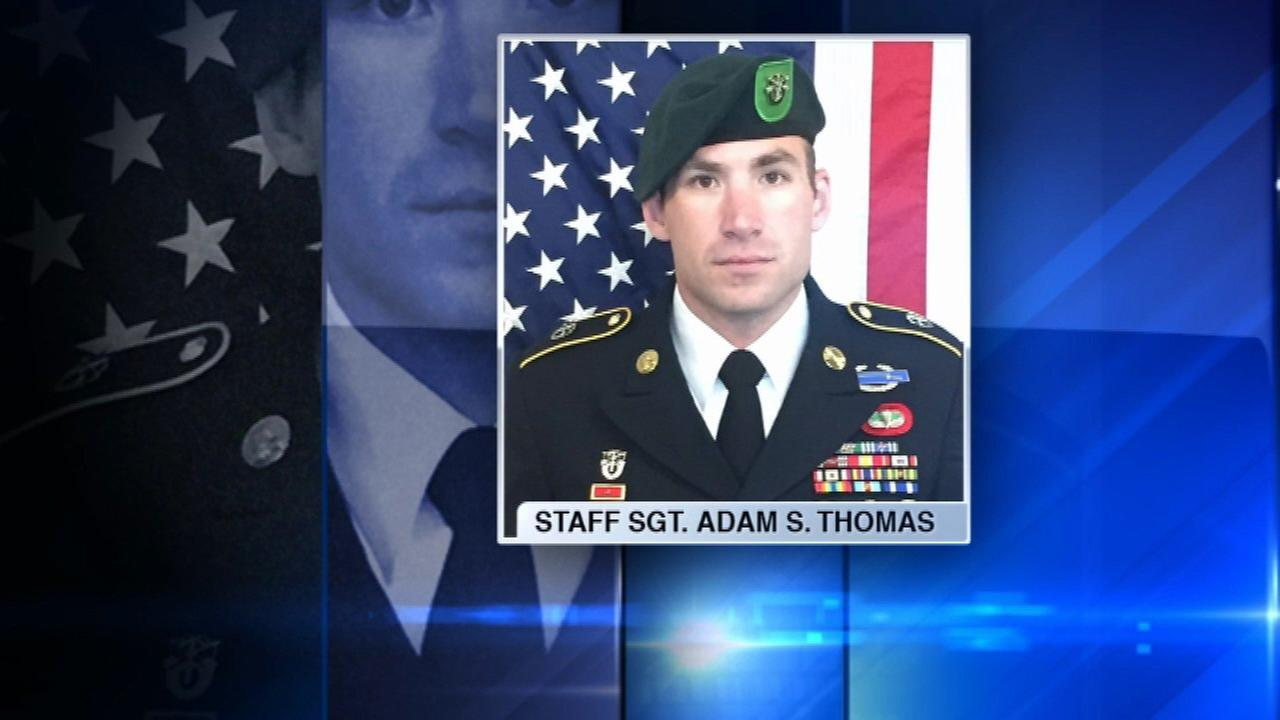 Soldier, Larkin HS graduate, killed in Afghanistan