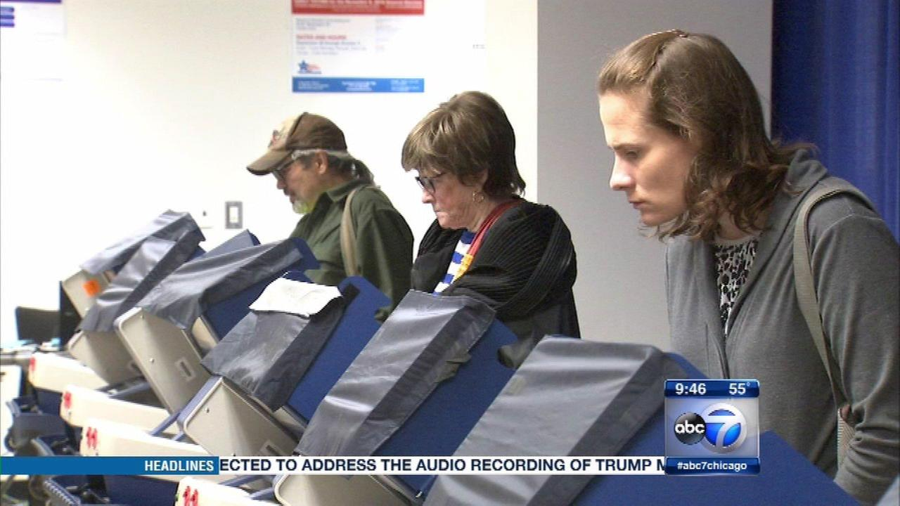 Newsviews: Early voting