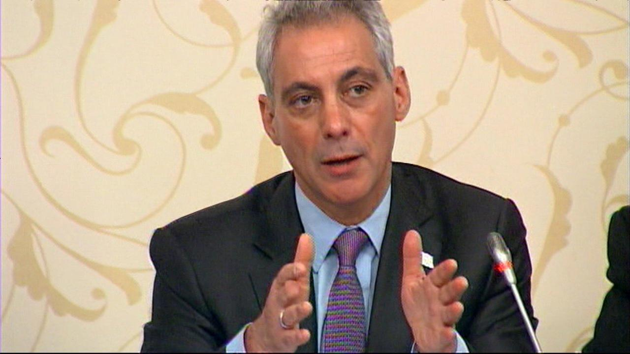 Chicago mayor to answer public's questions during radio town hall