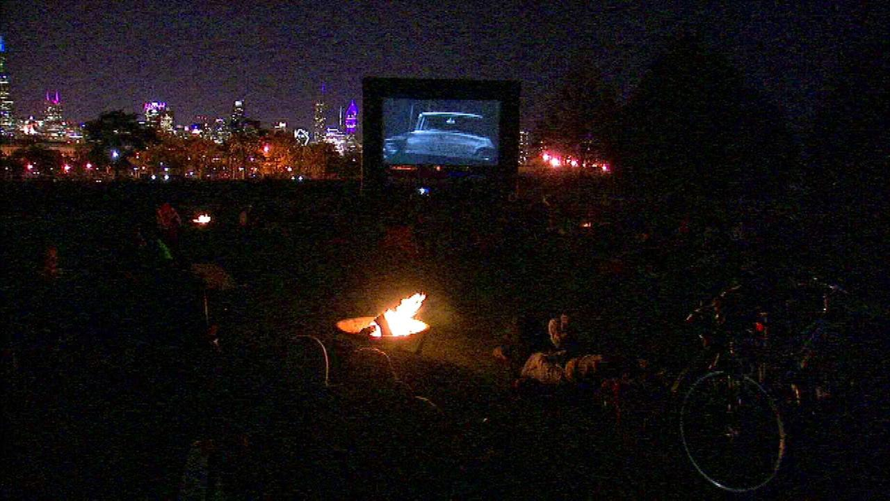 Park District kicks off Campfire Horrors on Northerly Island