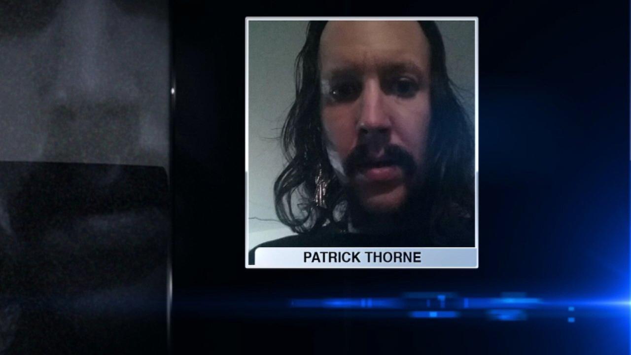 Patrick Thorne
