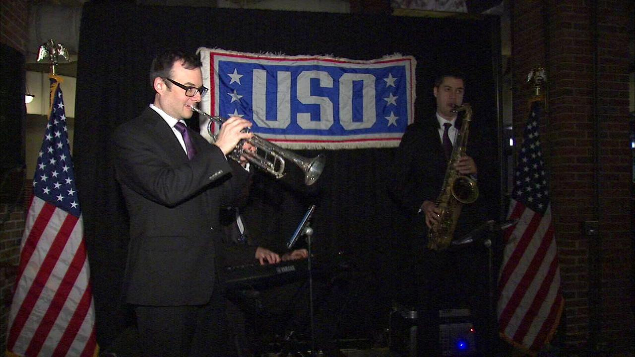 Illinois USO celebrates milestone at Navy Pier gala