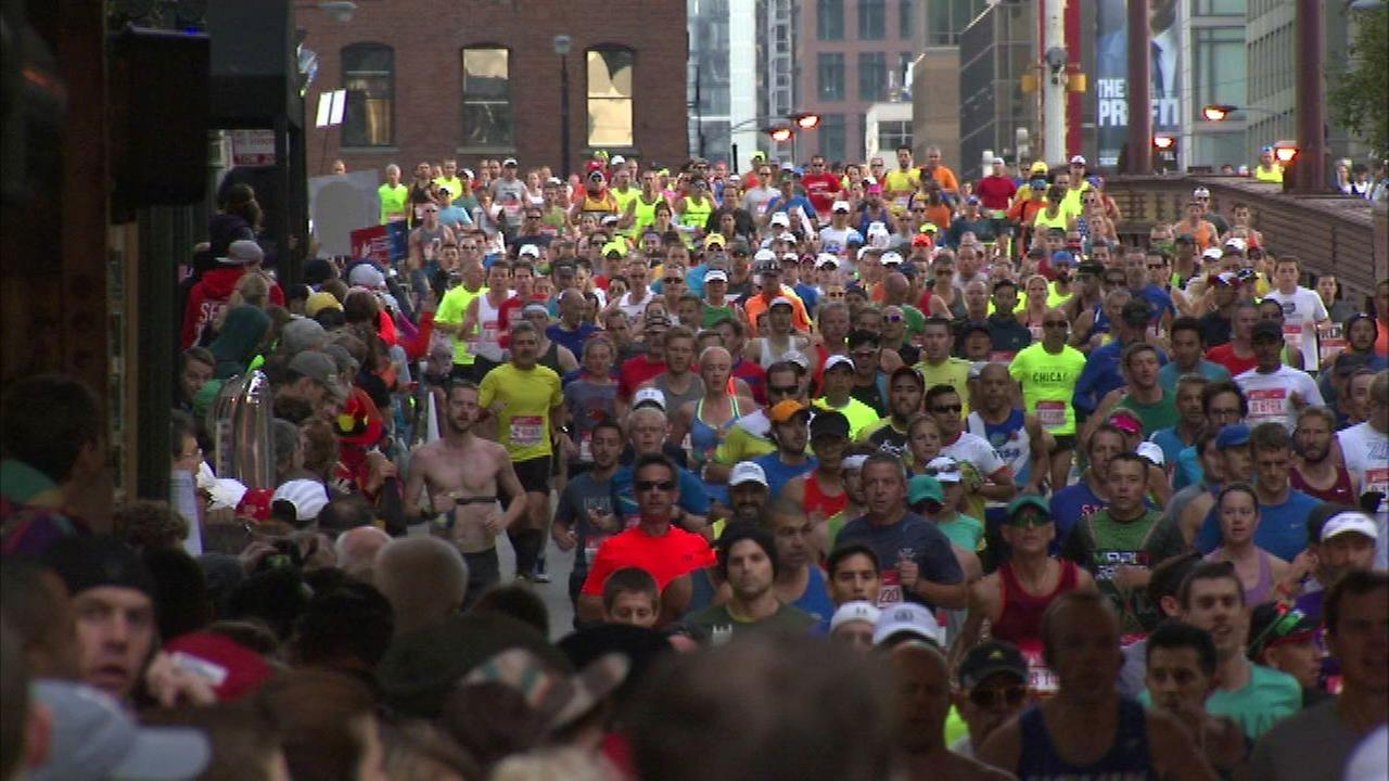 Registration opens for Chicago Marathon in 2017