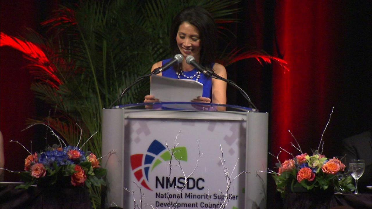Thousands attend conference for business that empowers minorities