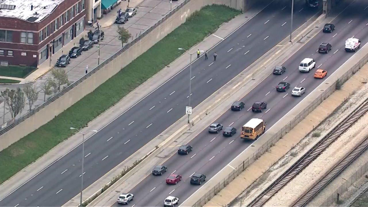 WB I-290 reopens after shooting at Harlem