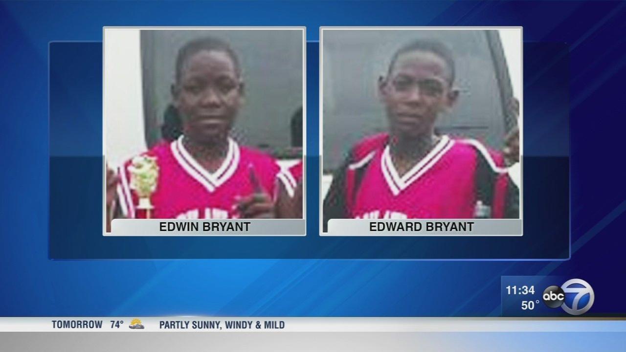Edwin and Edward Bryant.