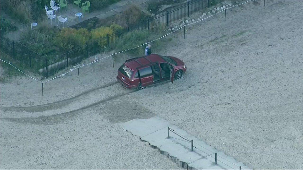 Robbery suspects lead police to Loyola Beach