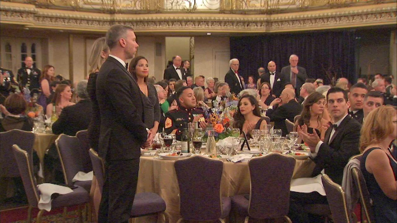 The Pritzker Military Museum and Librarys 2016 Liberty Gala.