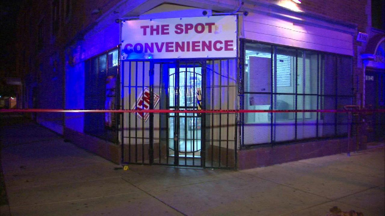 Gresham convenience store guard shoots would-be robber, police say