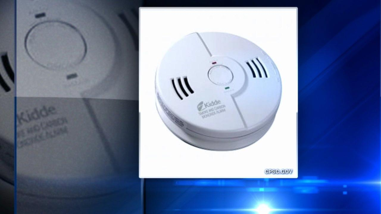 Kidde recalls combo smoke and CO detector