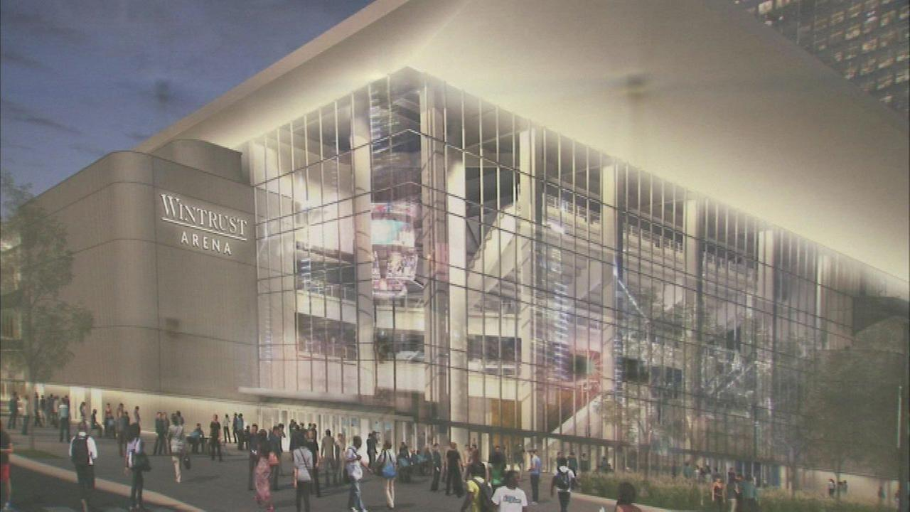 New DePaul basketball facility named Wintrust Arena