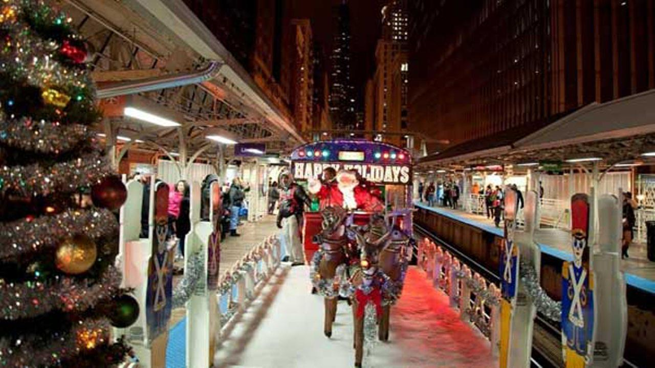 CTA releases schedule for holiday trains, buses