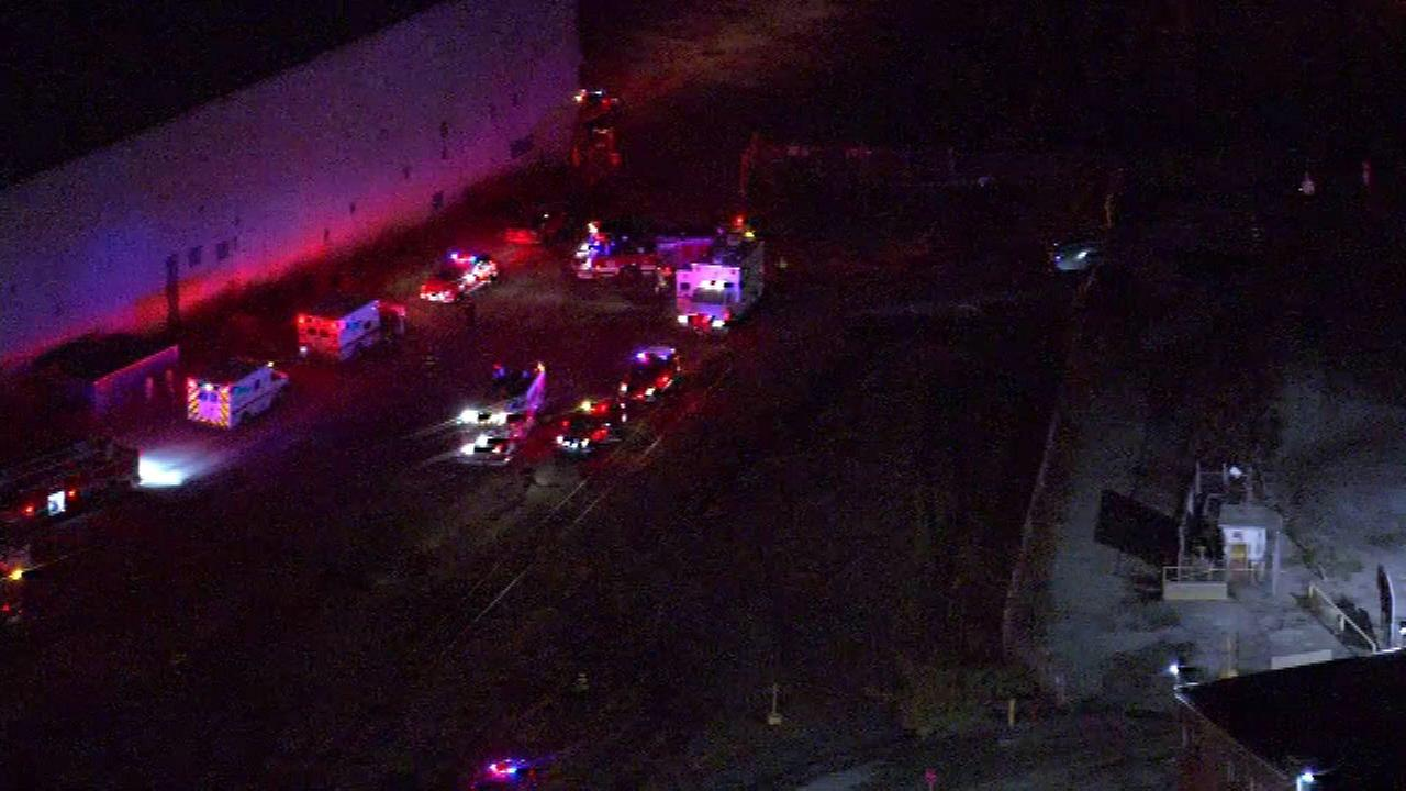 Steel mill fire extinguished on Far South Side