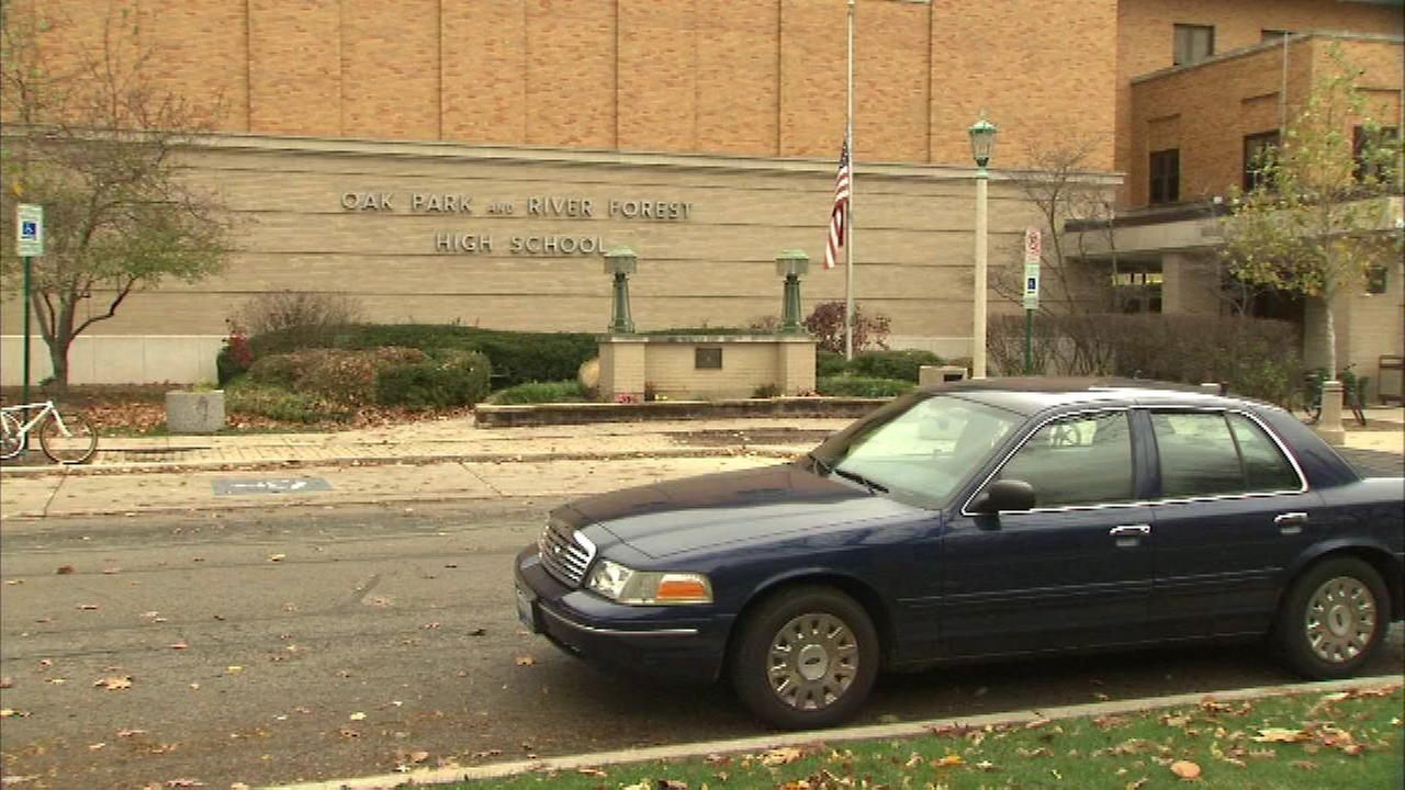 Investigation underway at OPRF High School assistant coach's house, report says