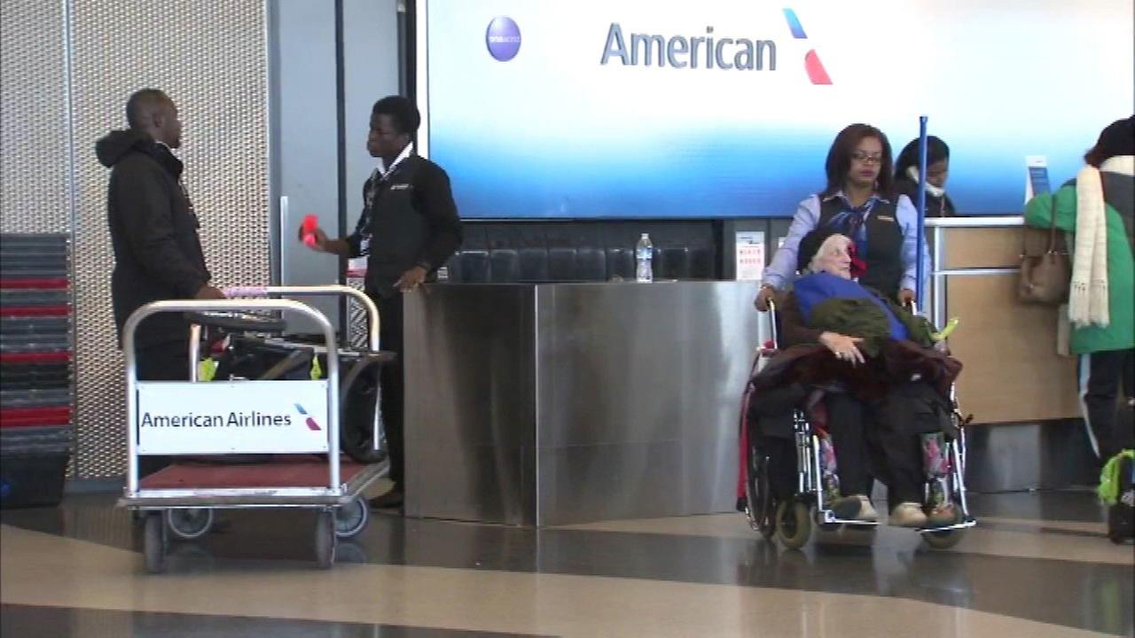 O'Hare workers to strike on Tuesday