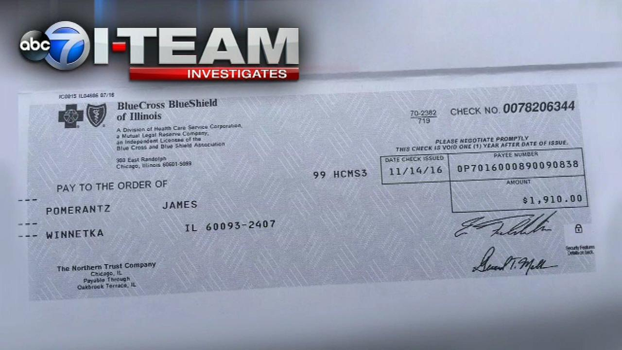 Cancer patient gets check from insurance company after I-Team investigation