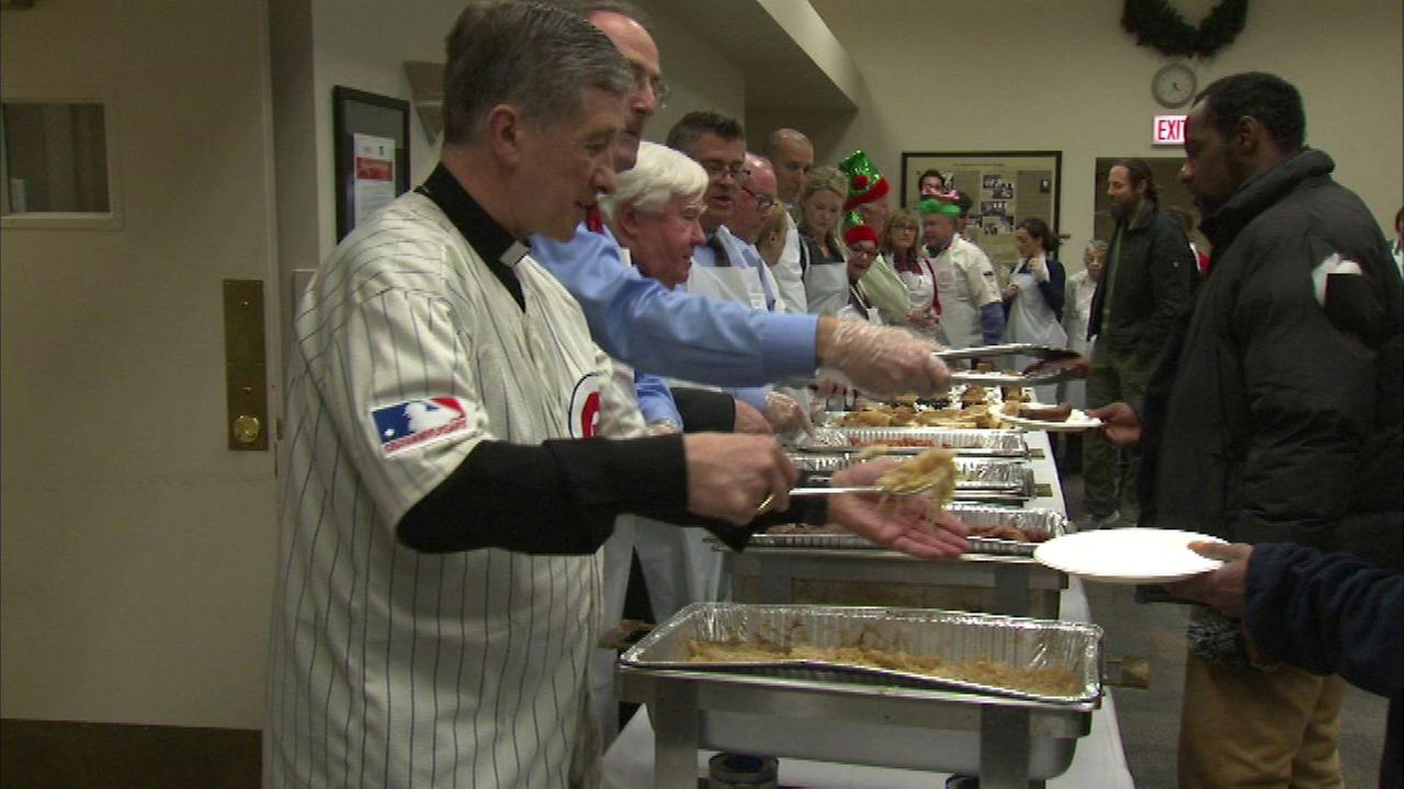The Archdiocese of Cleveland sent dinner for 130 people after Cardinal Cupich won his World Series bet.